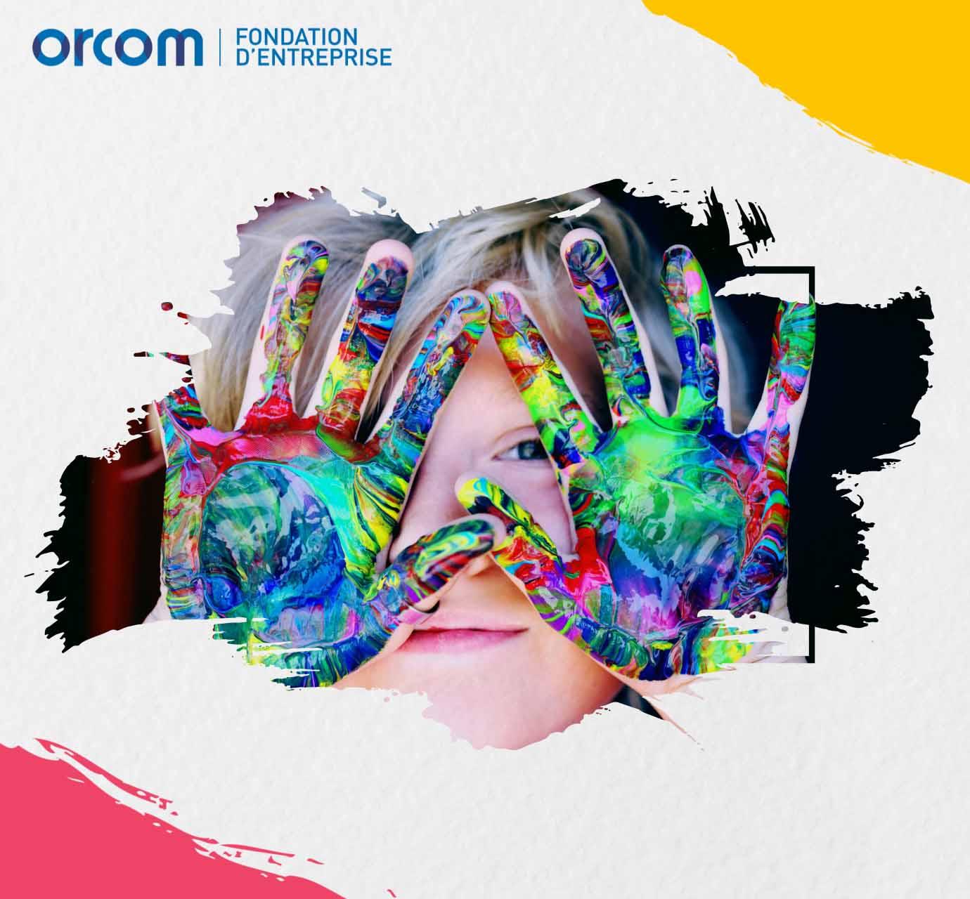 Image pour lancer la vidéo de présentation dela fondation ORCOM